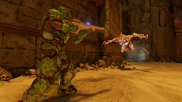 Doom's new 'Arcade Mode' is now live after latest update | PC Gamer