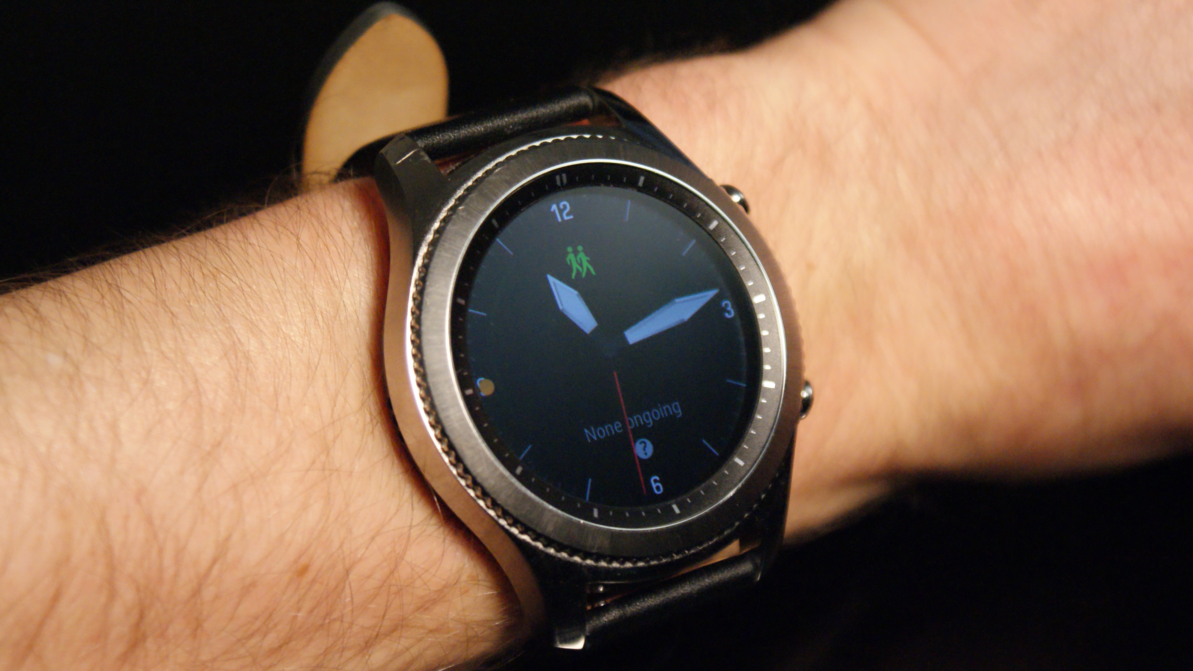 cfbe879be Despite a lack of original apps, the Samsung Gear S3 is one of the best  smartwatch options on the market and it works with iOS and Android.