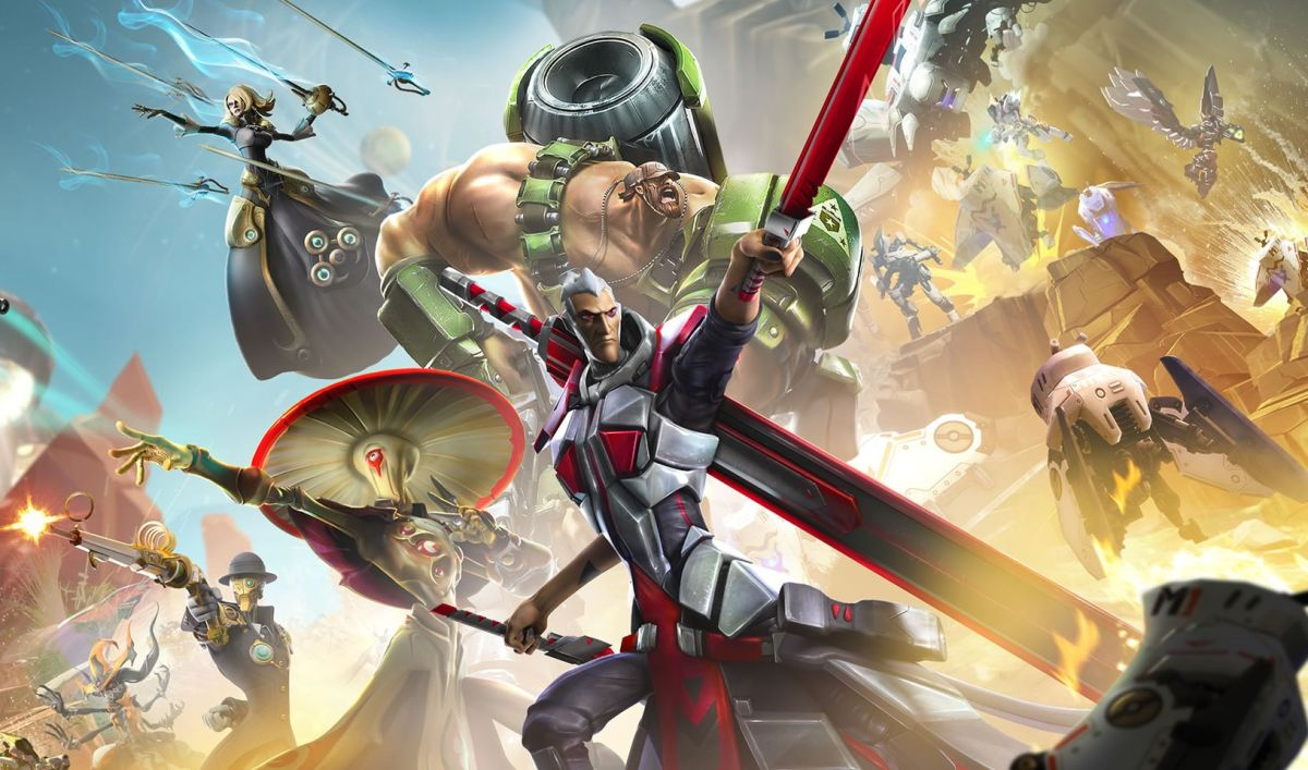 Battleborn bids farewell with its final update