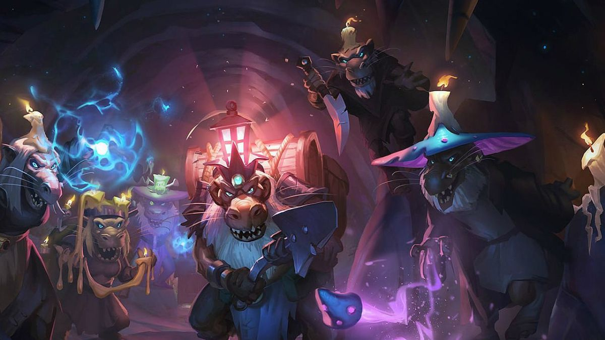 Check out this exclusive Hearthstone Kobolds & Catacombs video and learn all about the new Recruit mechanic