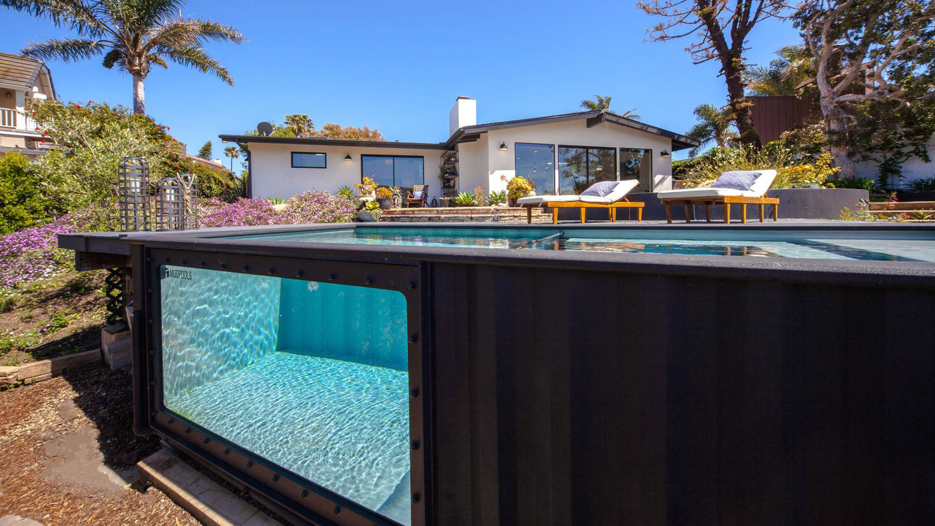 You can now buy a shipping container pool for your backyard ...