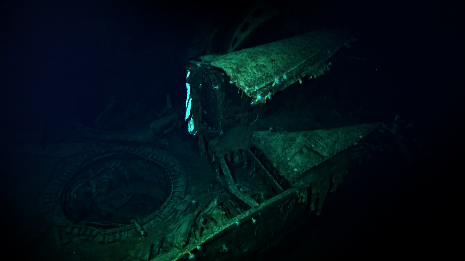 Long-Lost WWII Ship Found at the Bottom of the Pacific Ocean