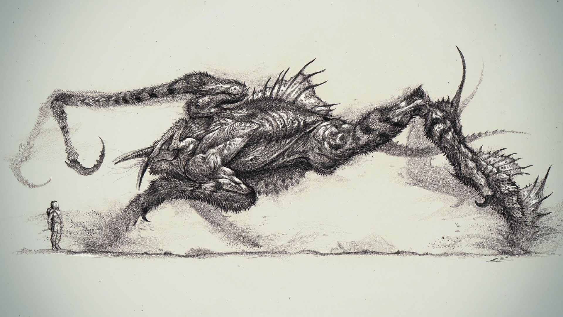 17 ways to draw better creatures