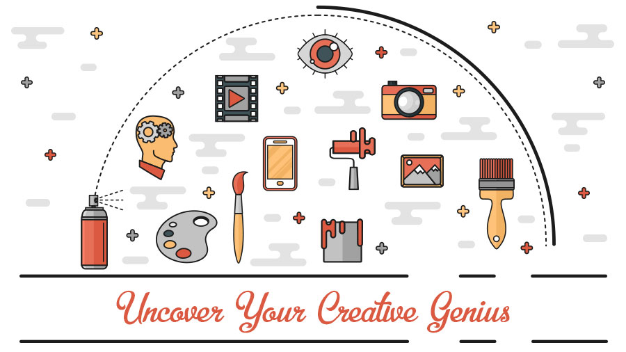 5 easy ways to uncover your creative genius