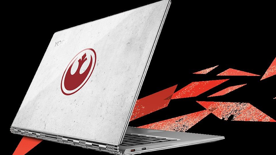 Lenovo's Yoga 910 Star Wars Edition 2-in-1 laptop is $370 off right now