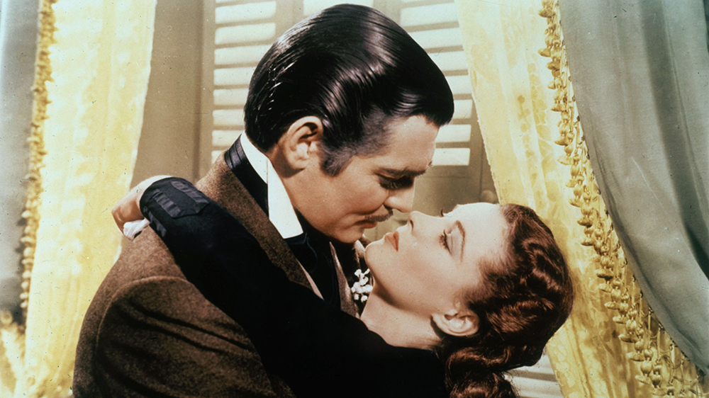 A still from the movie Gone With the Wind
