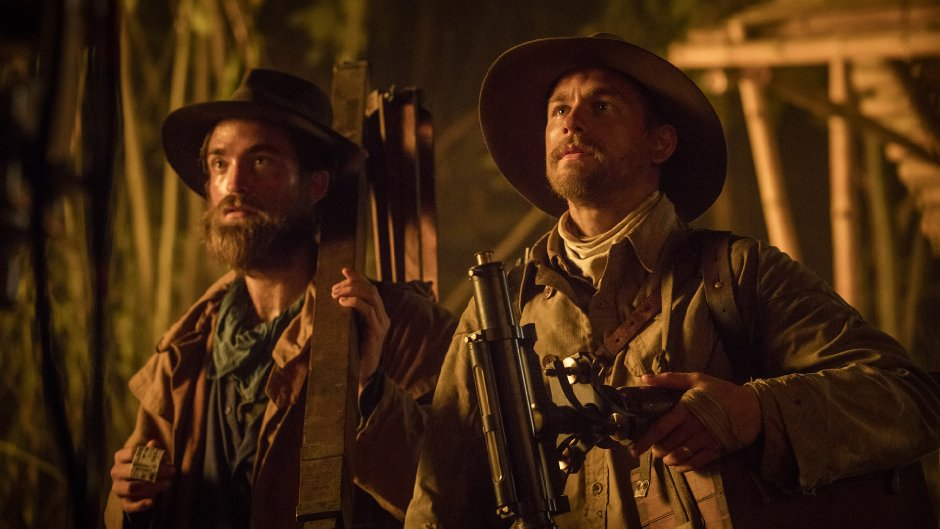A still from the movie The Lost City of Z