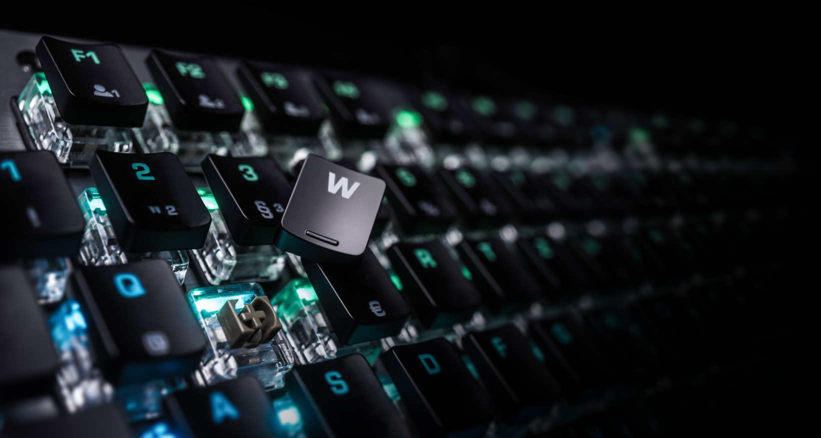 How Roccat built the Titan switch inside the brilliant Vulcan keyboard