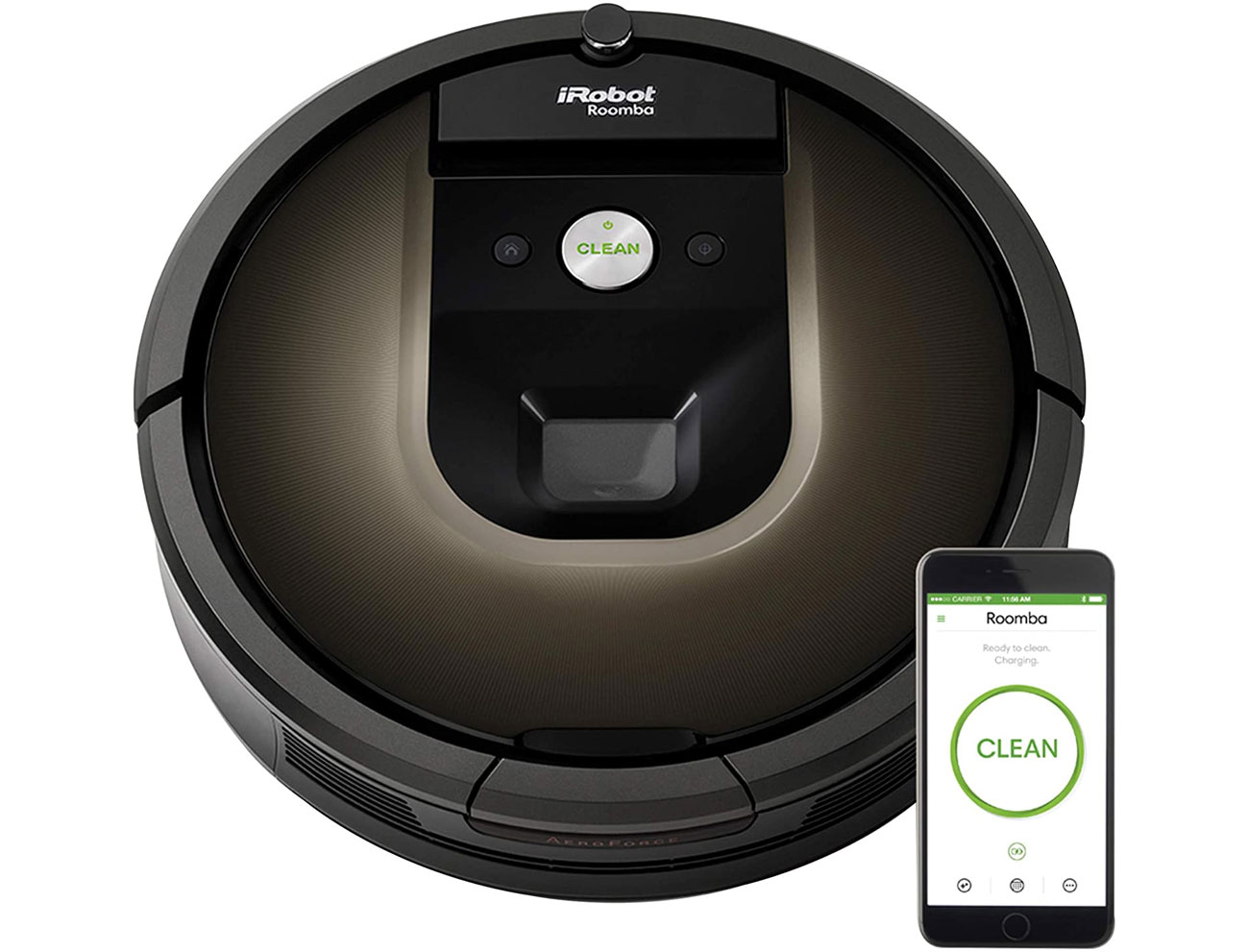 6 of the hottest gadgets for designers: Roomba 980