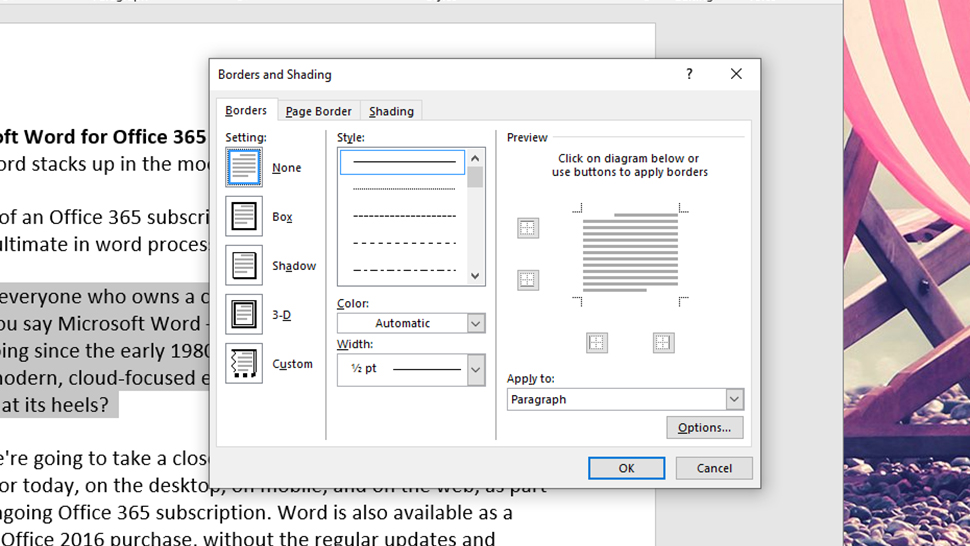 Microsoft Word review