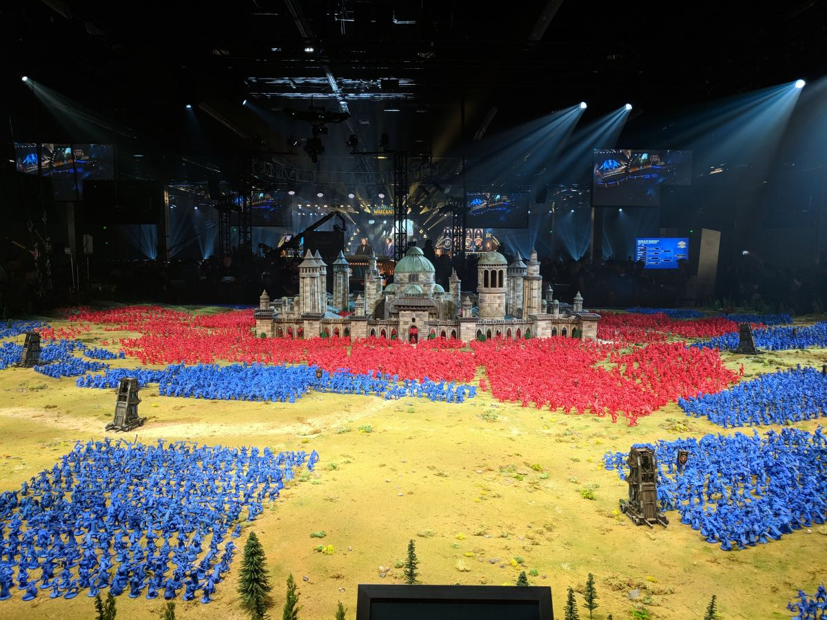 Blizzard awarded Guinness World Record for largest gaming diorama