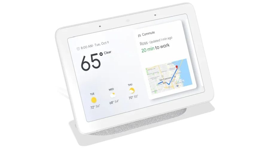 Google Home Hub price
