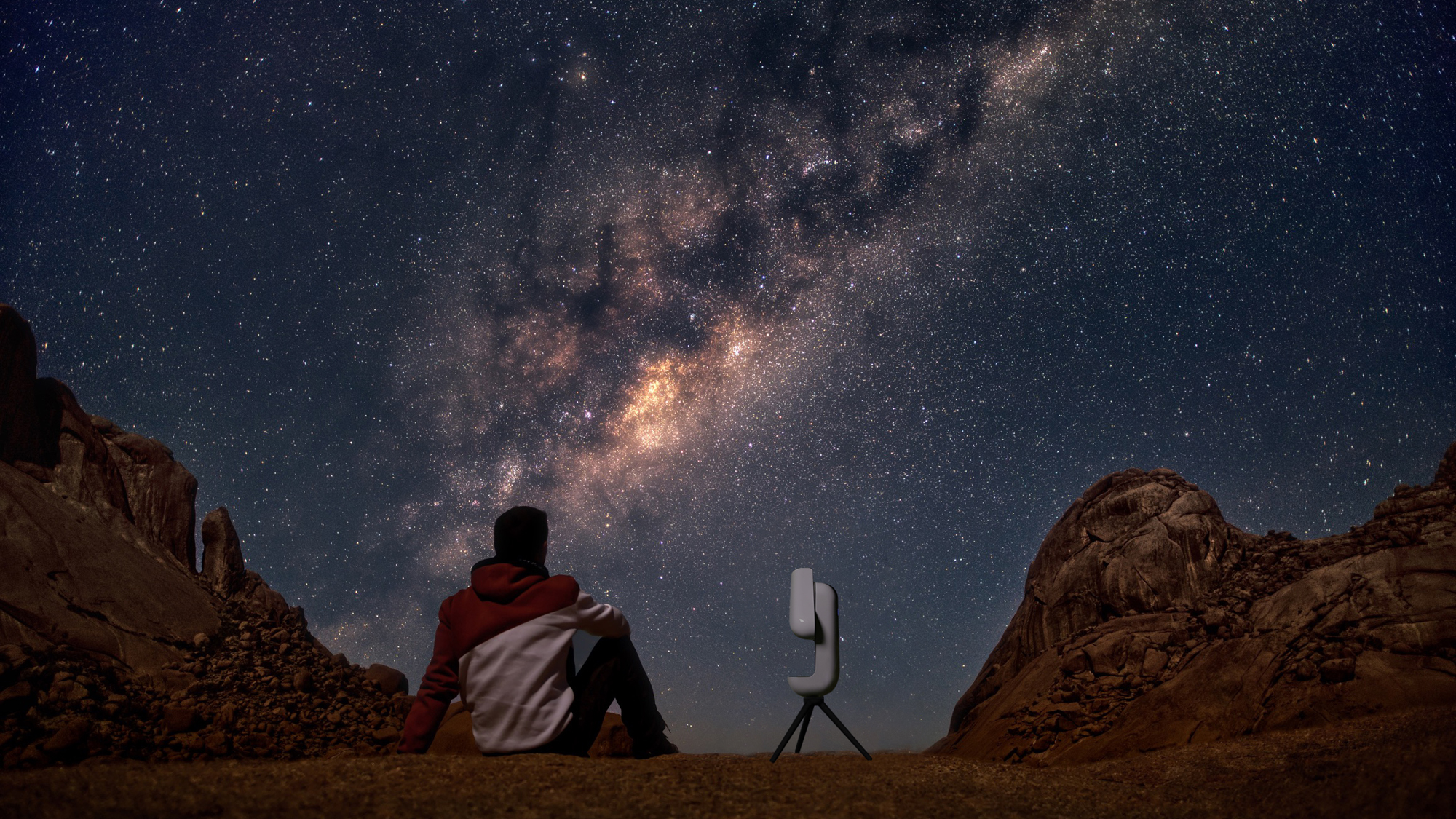 Vespera, a smart telescope to make astrophotography easier, nabs CES 2021 Innovation Award