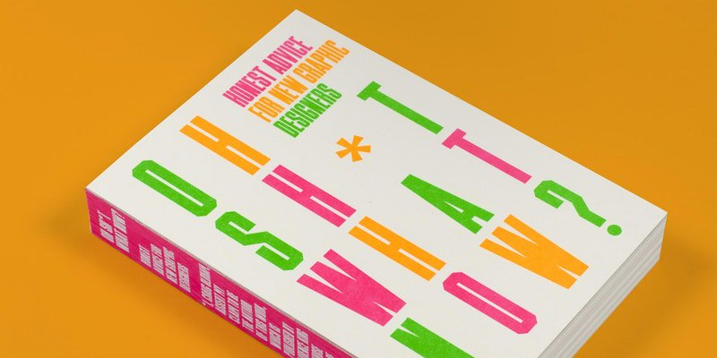 Oh Sh*t What Now book by Craig Oldham