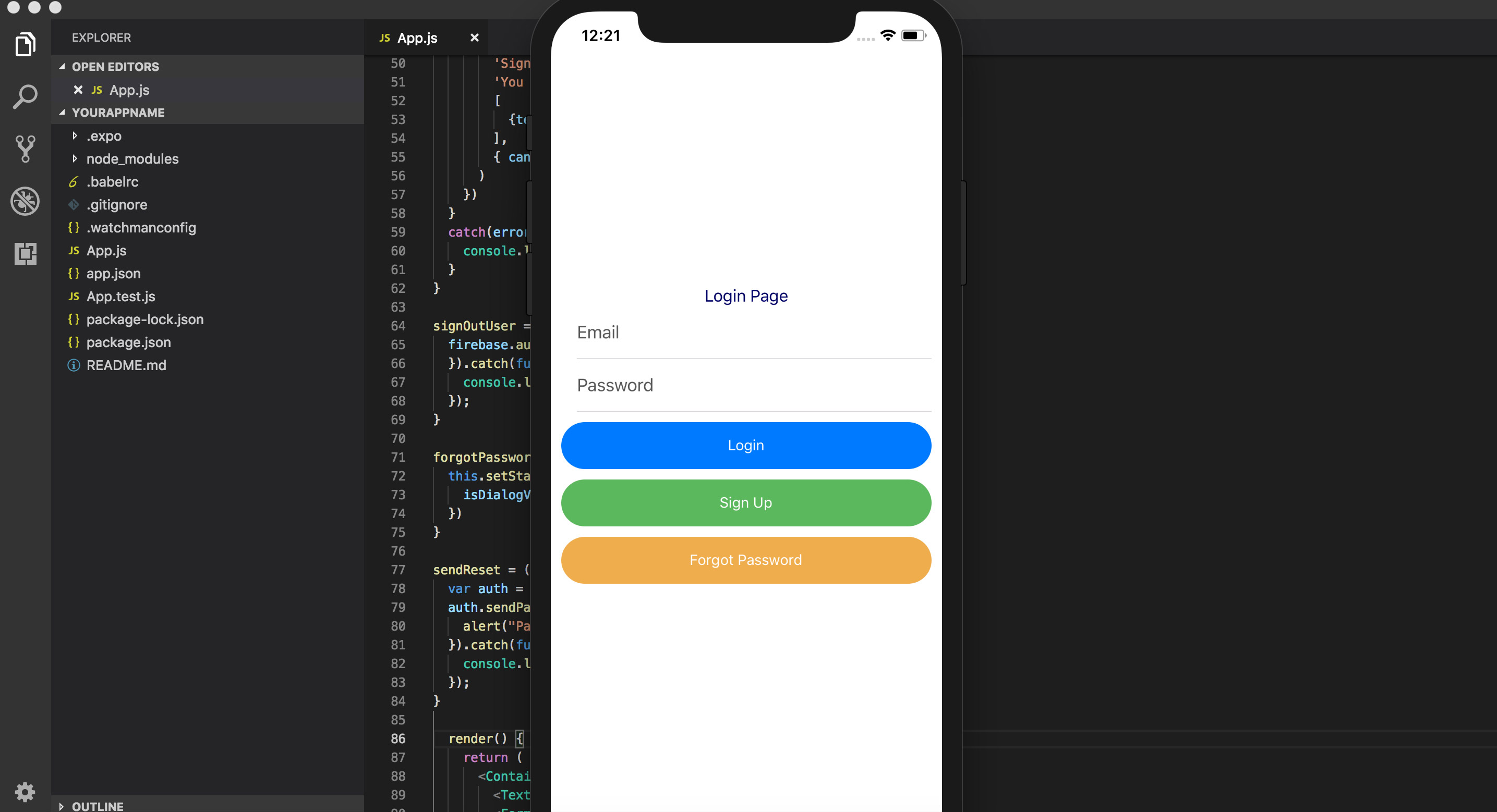 Build cross-platform apps with React Native - Graphic Design