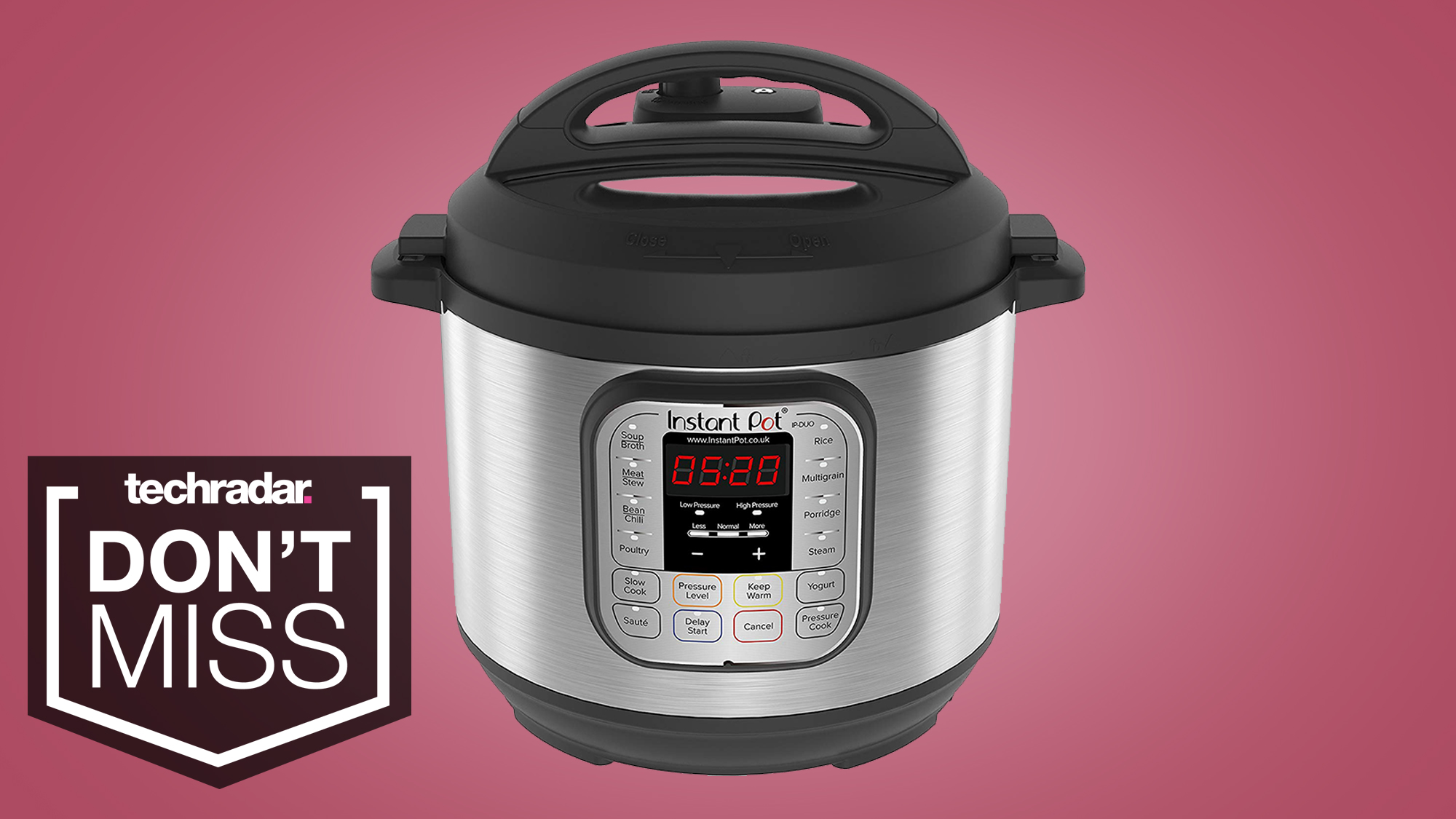 This Instant Pot Duo Boxing Day deal is so good, we just bought one