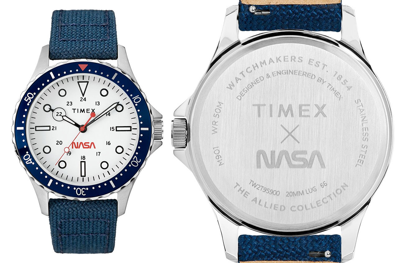 Timex Celebrates Space History
