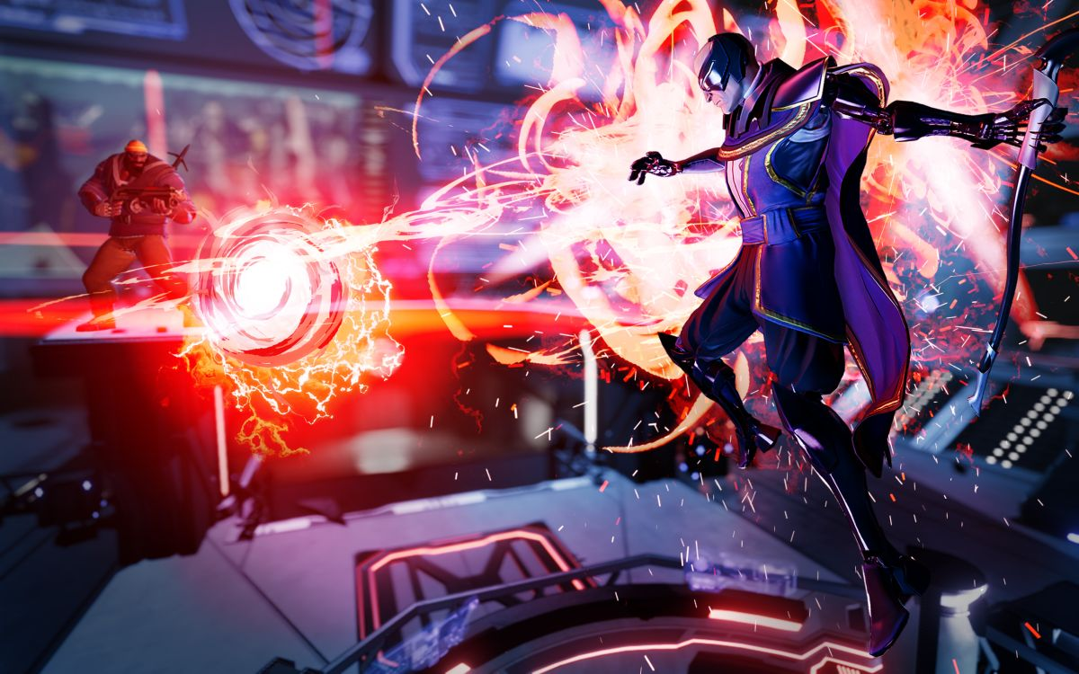 Agents of Mayhem is dumb fun, but it needs to be even dumber