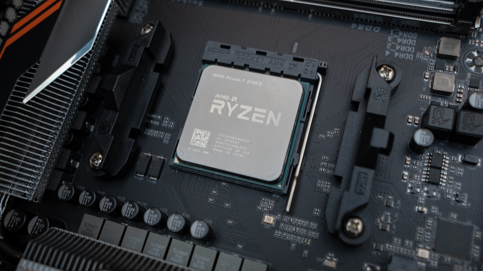 AMD Ryzen 7 2700X price drop steals thunder from Intel's Core i9-9900K launch