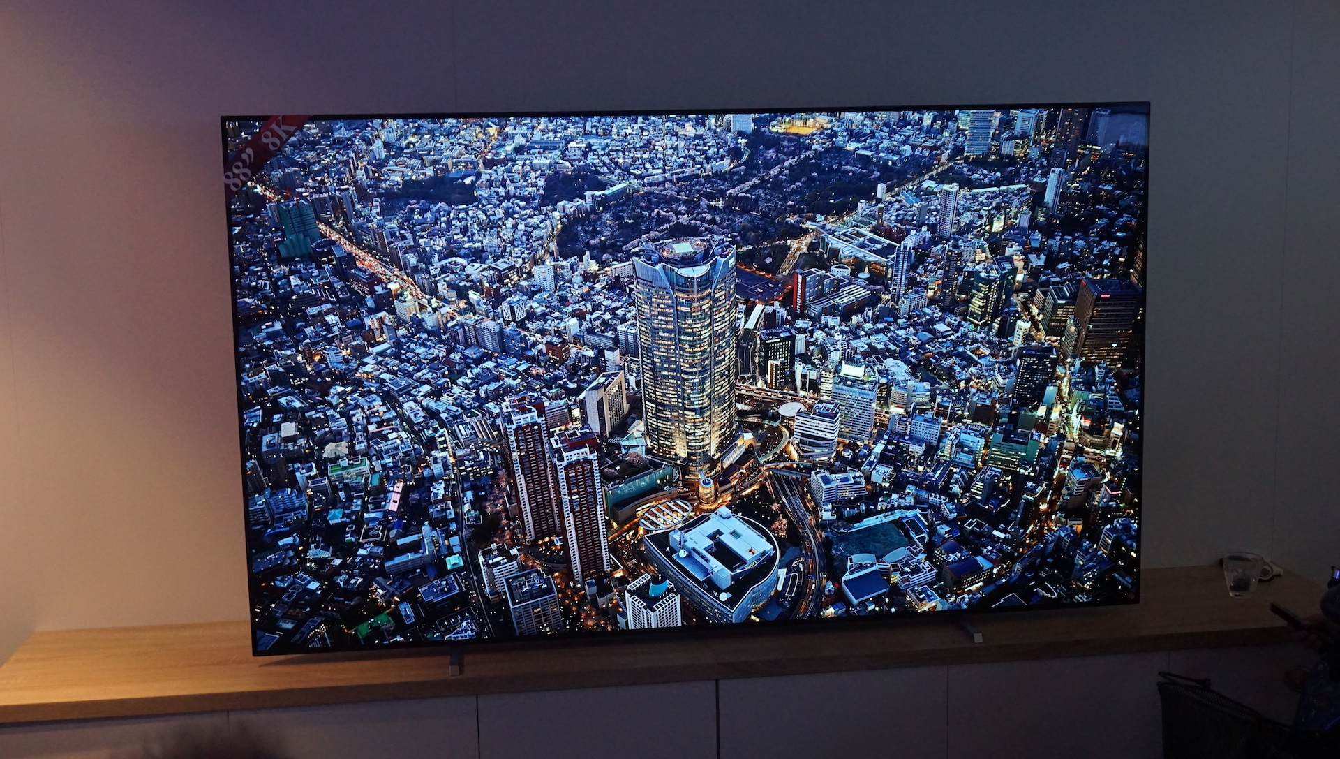 Philips has an 88-inch 8K OLED TV – but you can't buy it yet