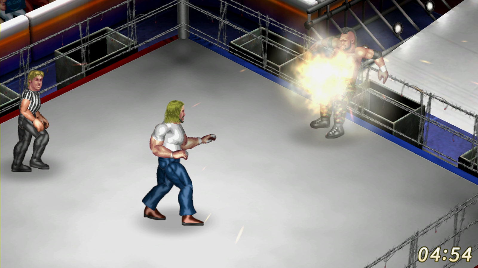 Fire Pro Wrestling World Gets Right What Every WWE Game Wrong