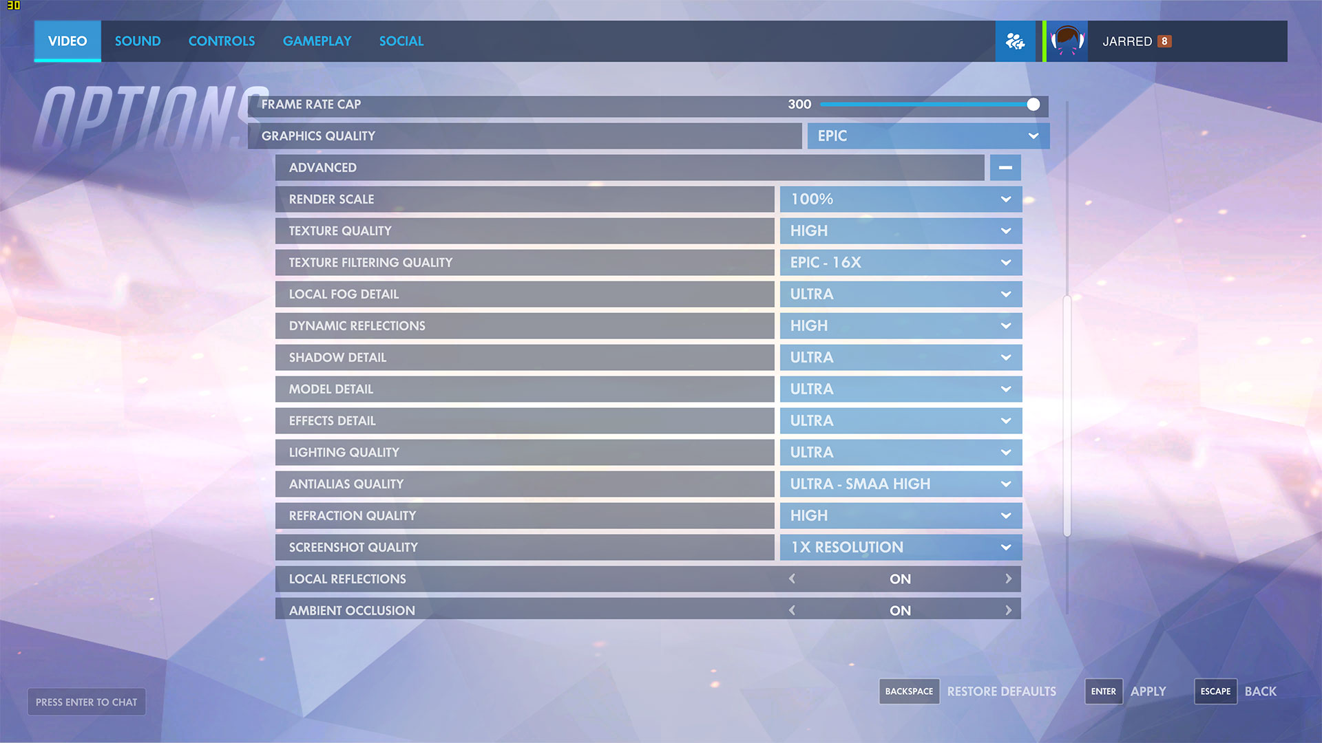 Overwatch settings guide: recommended tweaks and GPUs for