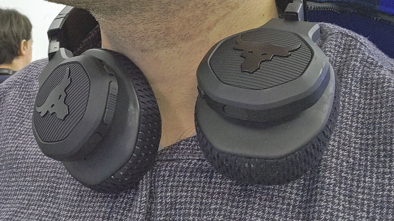 Why one of the best winter exercise tech is a pair of over-ear waterproof headphones thumbnail