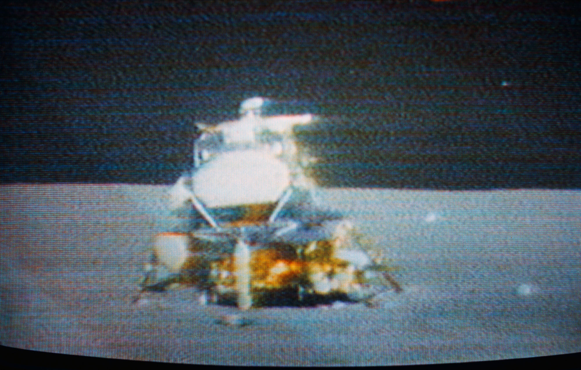 On This Day in Space! Aug. 2, 1971: Apollo 15 makes 1st televised lunar liftoff