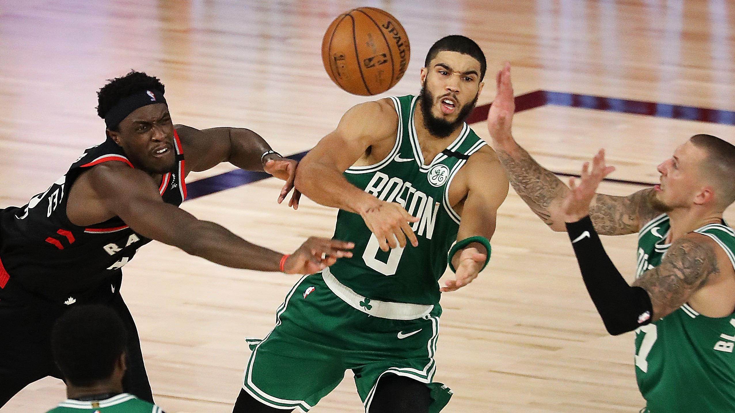 Nba Live Stream How To Watch Every 2020 Playoff Game Online From Anywhere Techradar