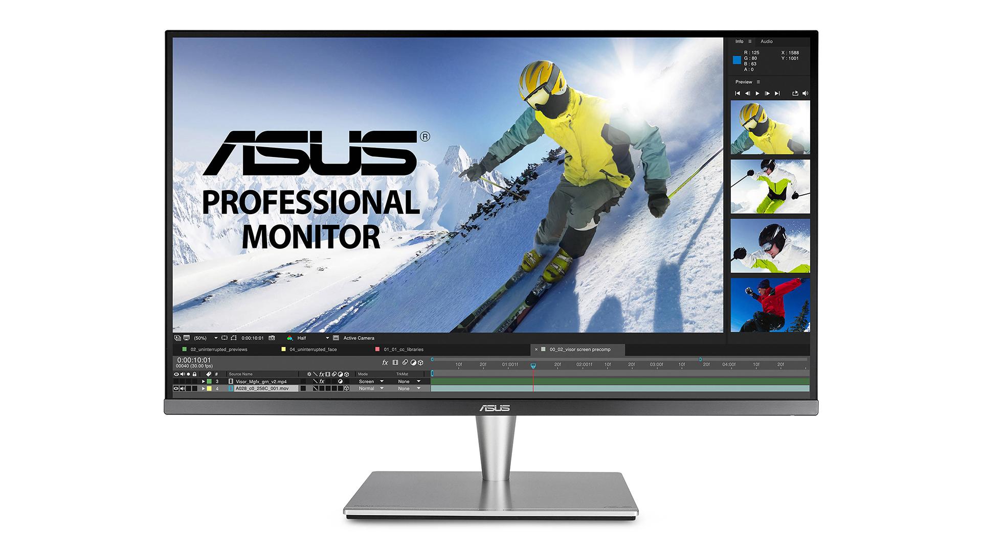 Best monitors for MacBook Pro: Eizo ColorEdge CG319X