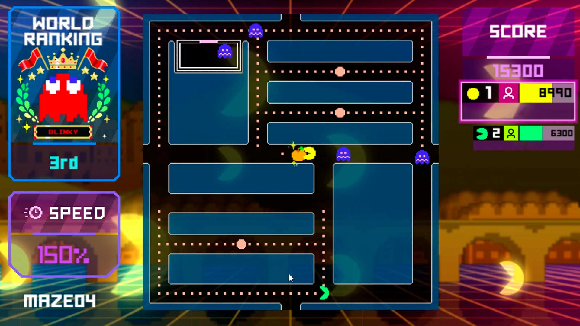 Pac-Man is celebrating his 40th birthday by starting a Twitch career