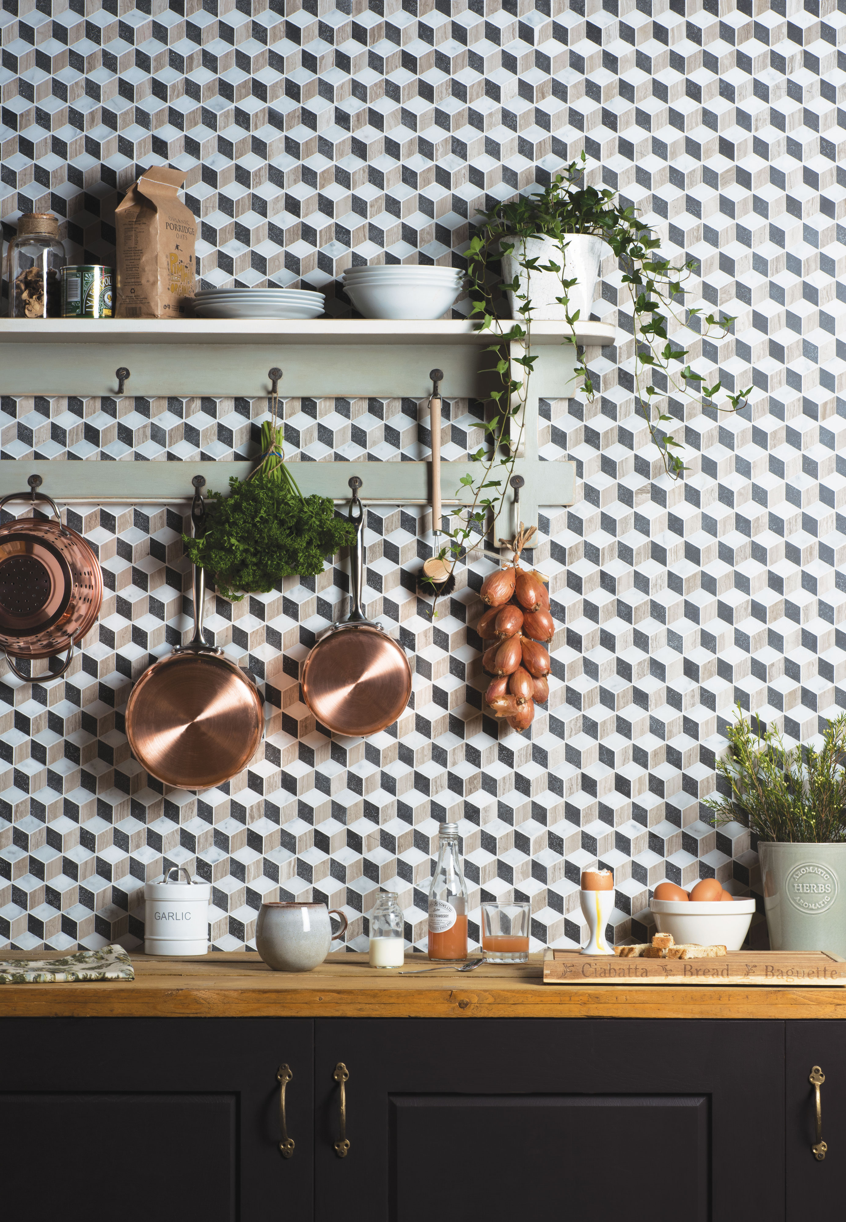 9 small kitchen tile ideas – styles, tips and hacks to make your ...
