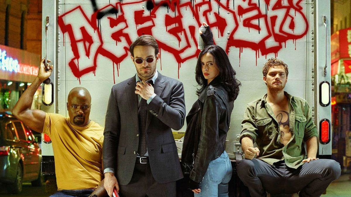 Marvel's The Defenders kick butt as a team in the show's first real trailer