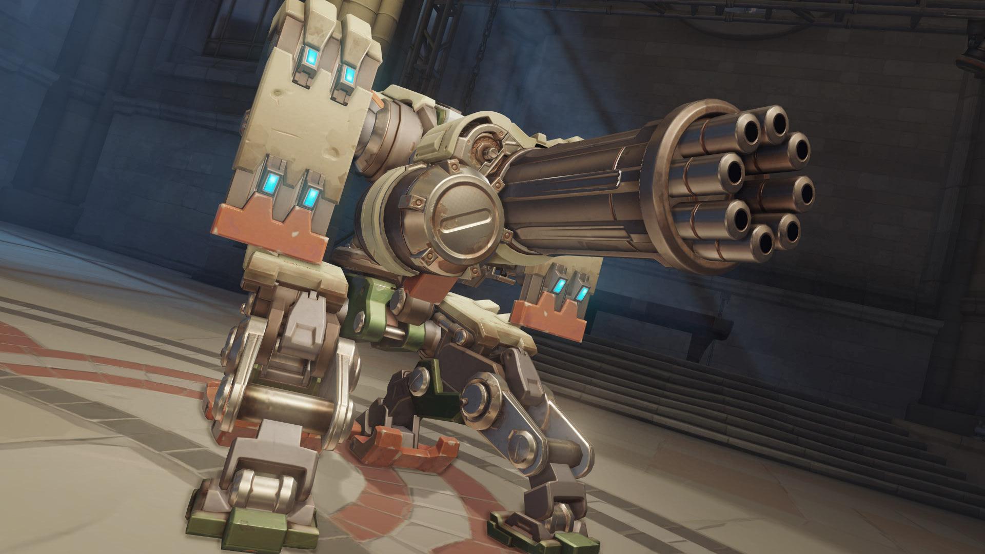 Overwatch's Bastion isn't OP, it's boring | PC Gamer