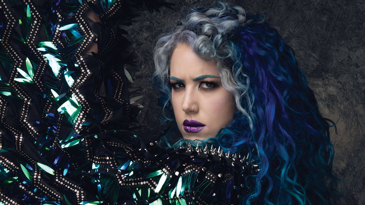 Arch Enemy's Alissa White-Gluz: My Life Lessons