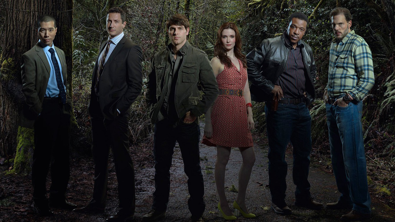 A promo shot from TV show Grimm
