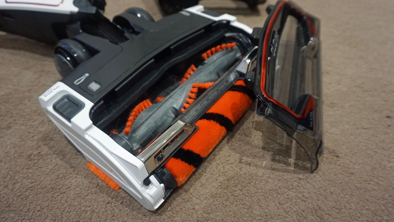 Revisión de la aspiradora sin cable Shark IF250UK