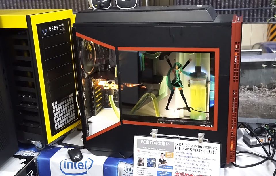 You Can Now Have Hatsune Miku Dancing Inside Your Pc Pc