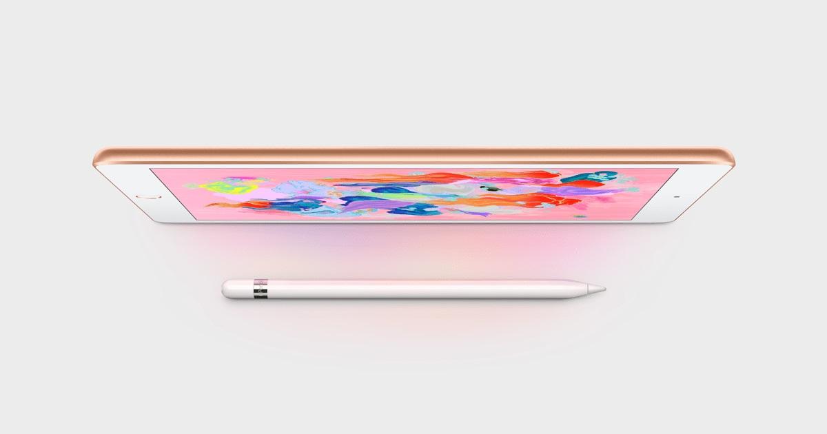 ipad 2018 deals with pencil