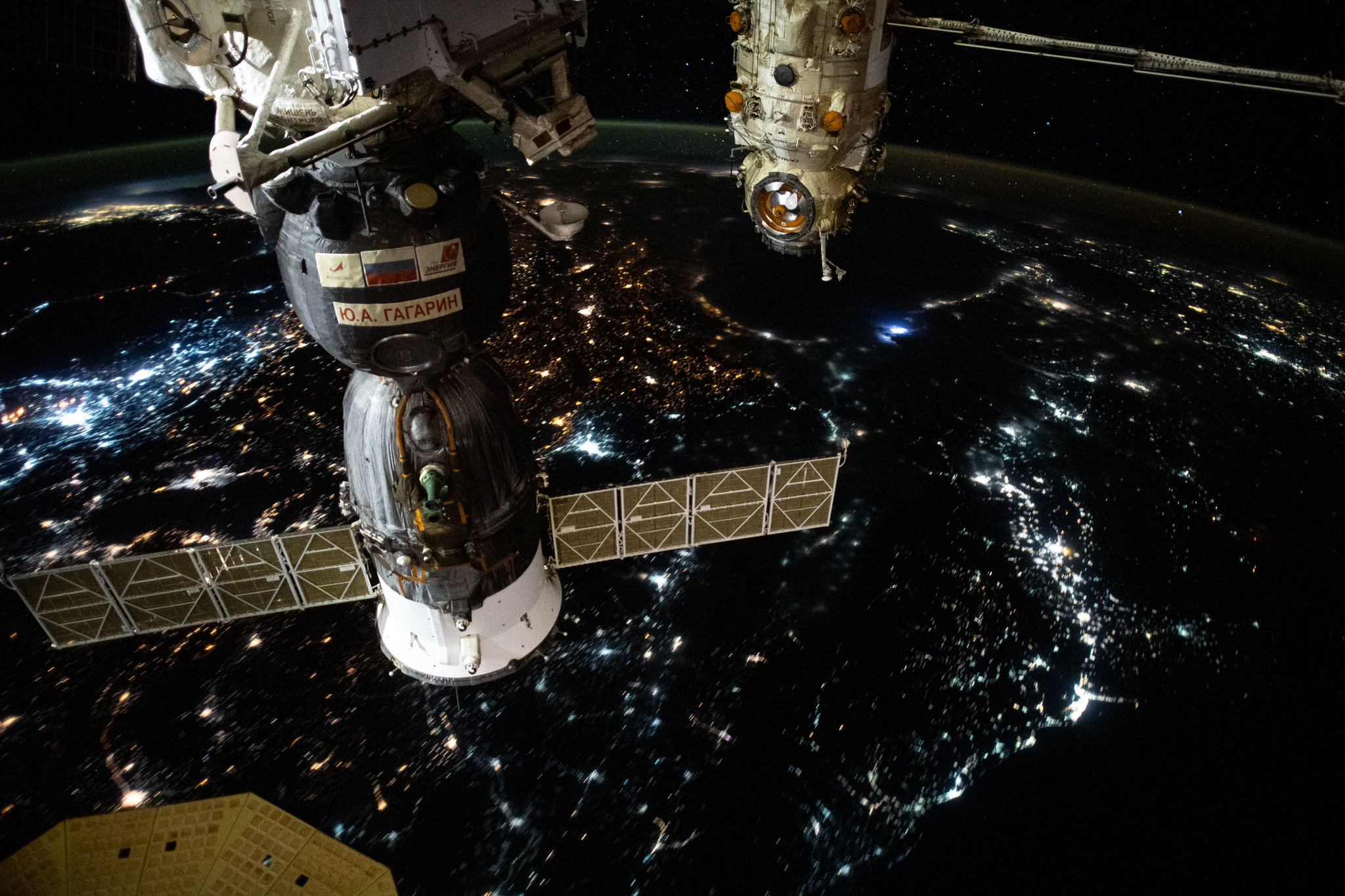 Watch live Tuesday: Space station astronauts moving Soyuz to new parking spot in brief spaceflight