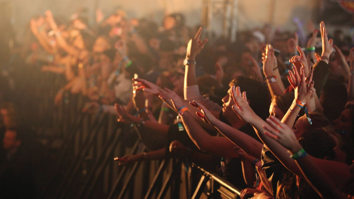 Caught in the act: how to shoot live music festivals