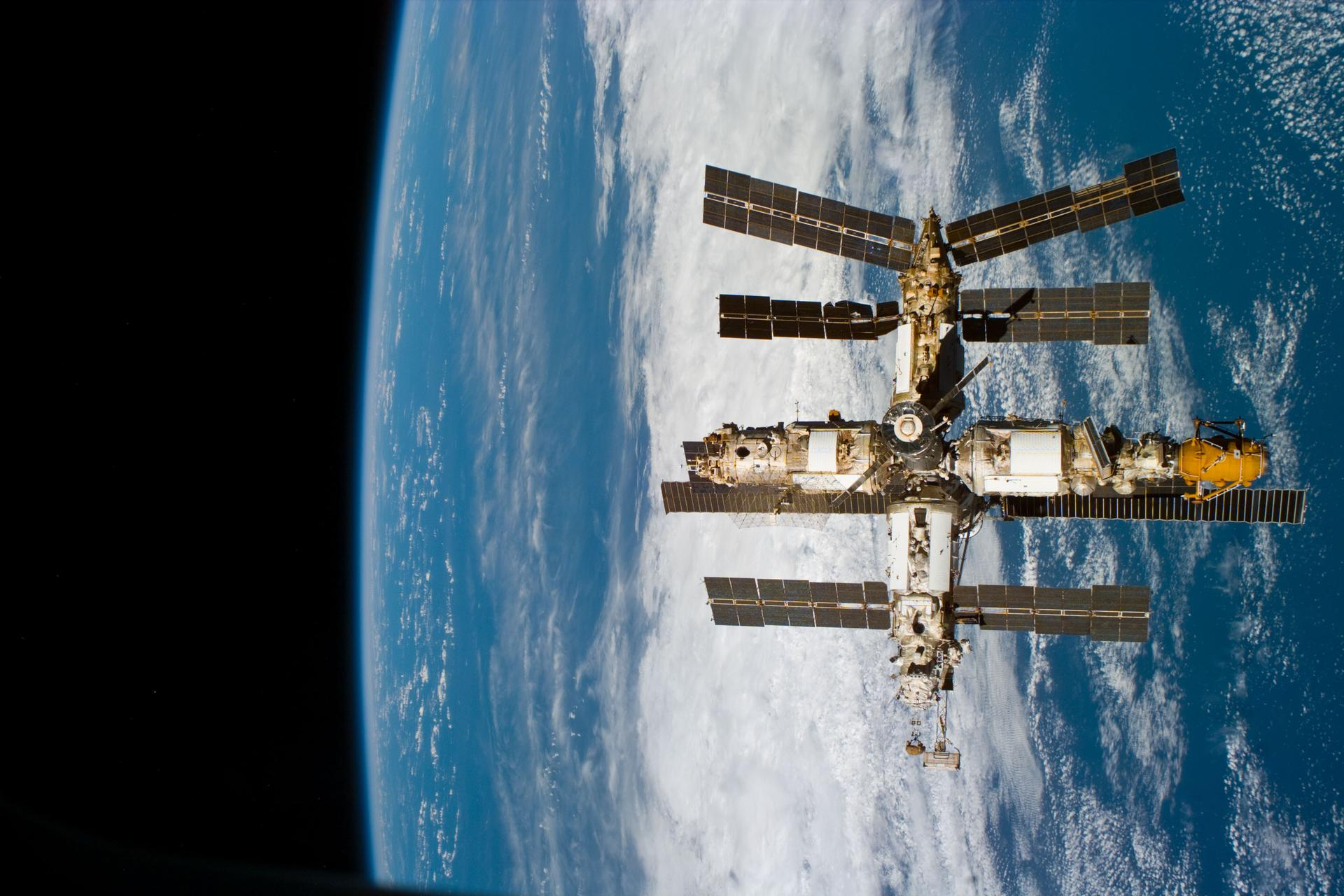 On This Day in Space! Feb. 19, 1986: Mir Space Station Launched