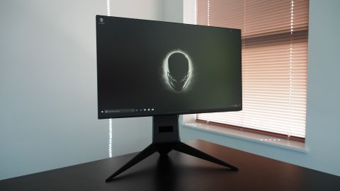 Alienware 25 Gaming Monitor Aw2518h Review Techradar