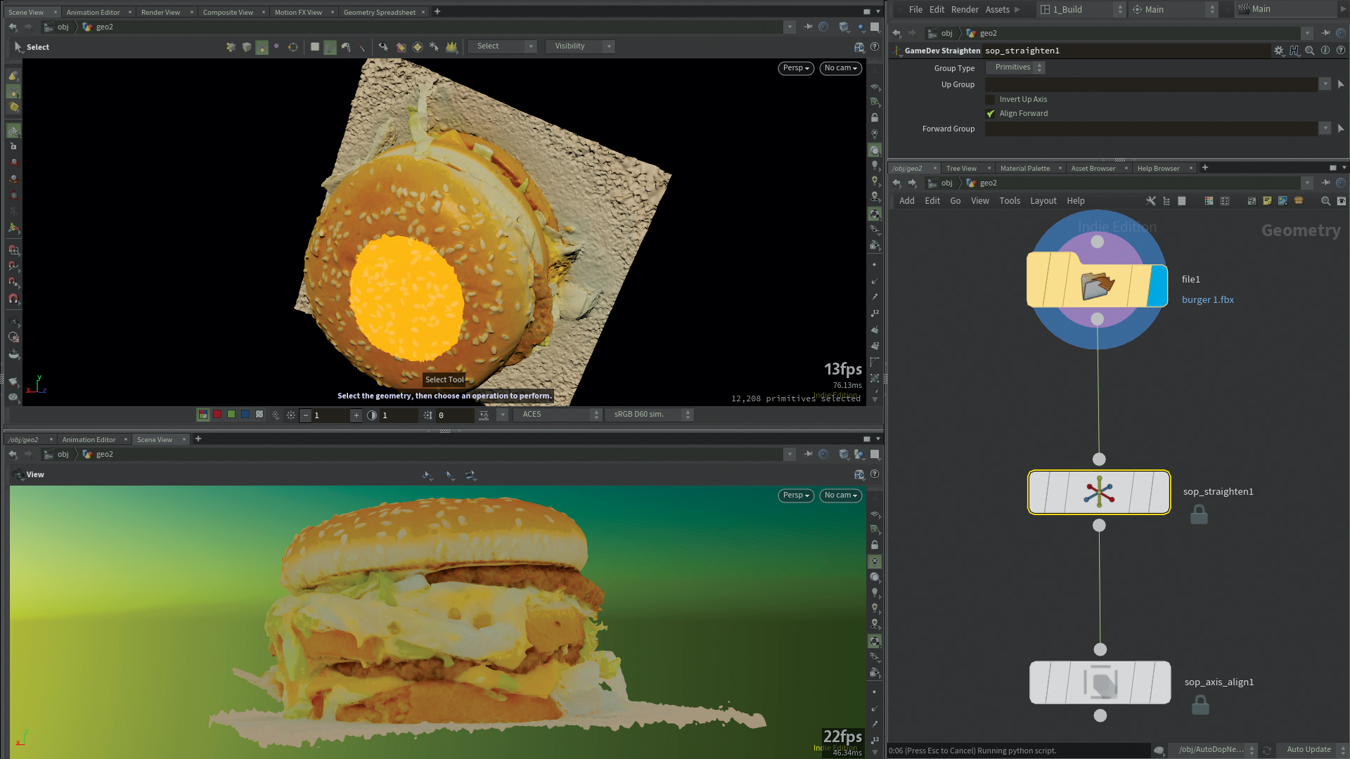 Houdini software: Tips and tricks for Houdini 17 5