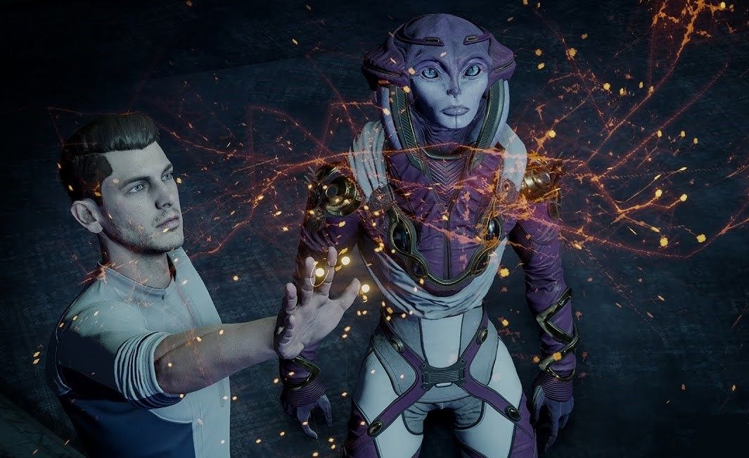Watch the hour-long Mass Effect: Andromeda livestream from PAX East