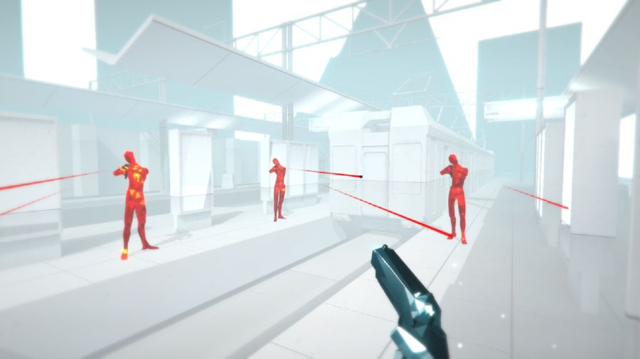 HTC Vive Scores Big as Oculus Rift Hit Superhot VR Arrives on Steam