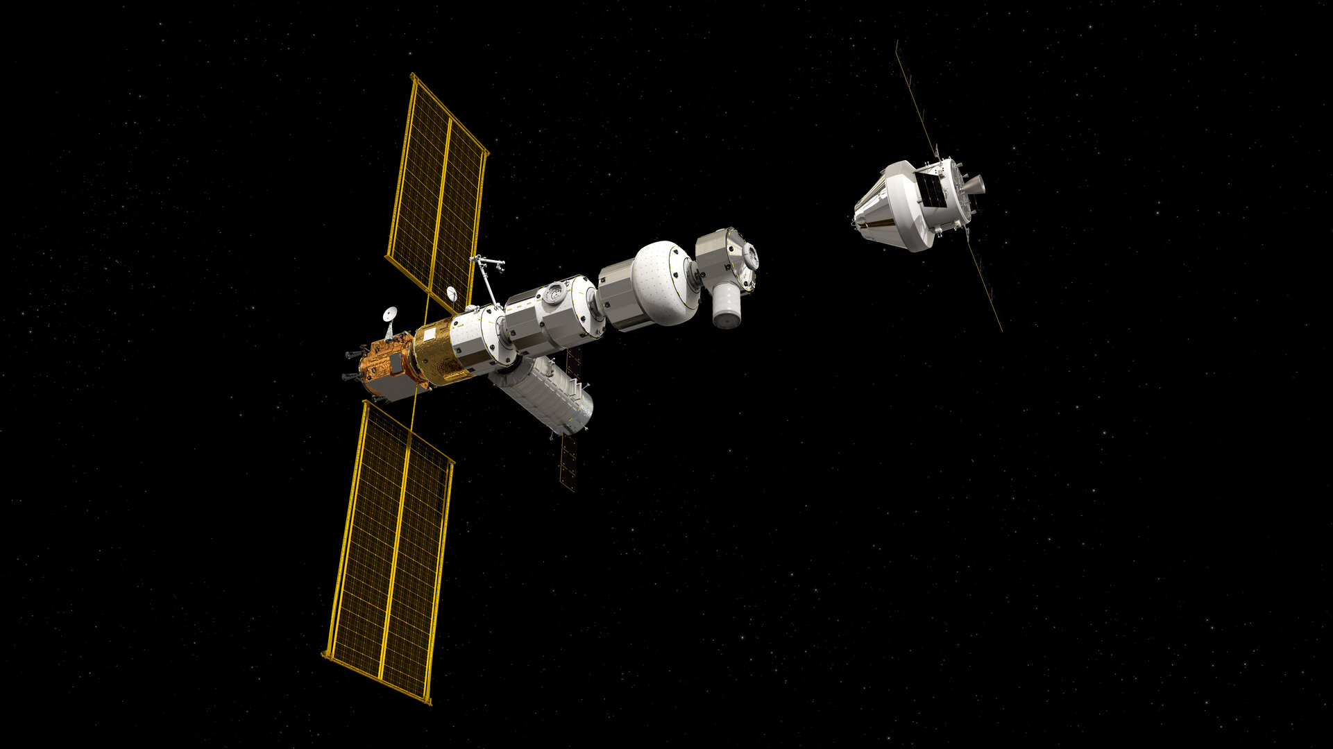 Europe will help build NASA's moon-orbiting Gateway space station thumbnail