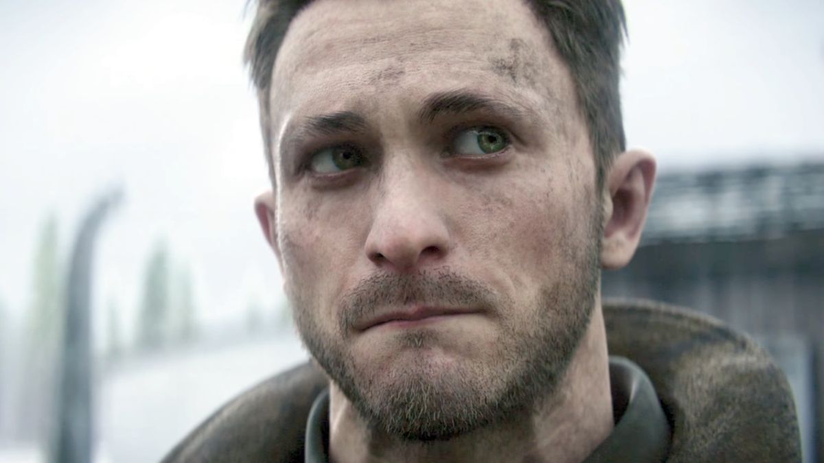 Call of Duty: WW2's story trailer has a scene that might change how you think about the game