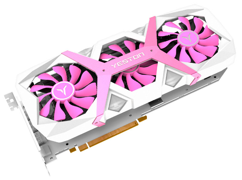 Yeston's Radeon RX 5600 XT Would Make a Great Valentine's Day Gift