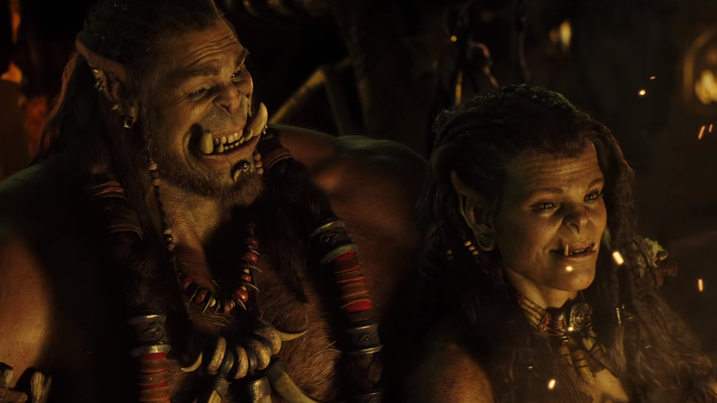 Warcraft Movie Trailer Shows You The Cast Behind The